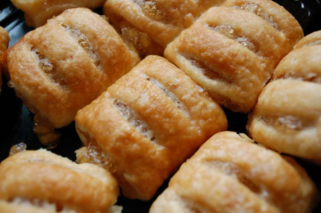 Ten Most Delicious Puff Pastry Desserts