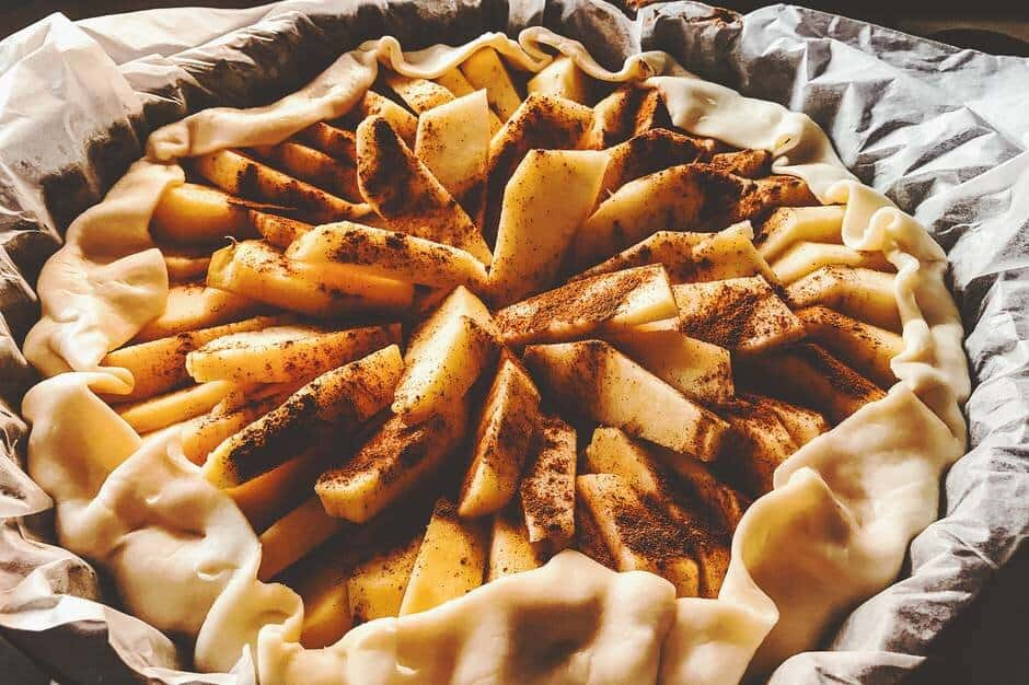 Apple Puff Pastry – A Dessert To Die For