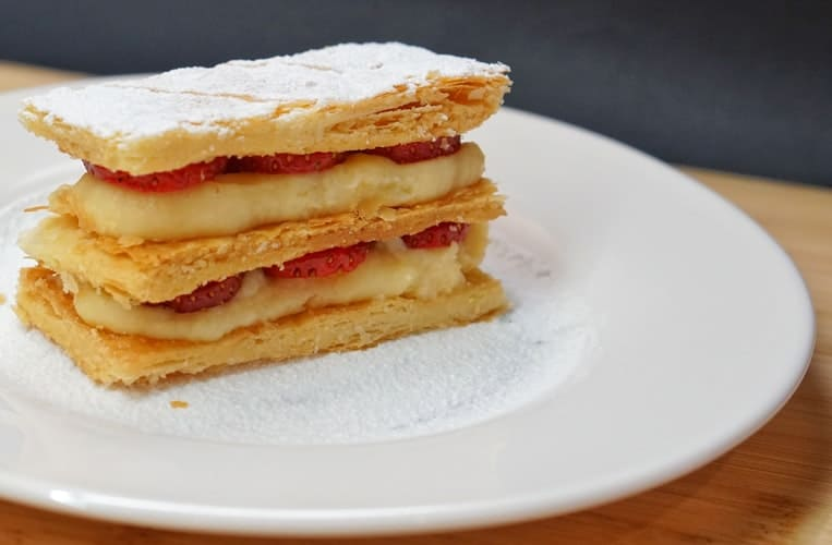 tips for pastry making
